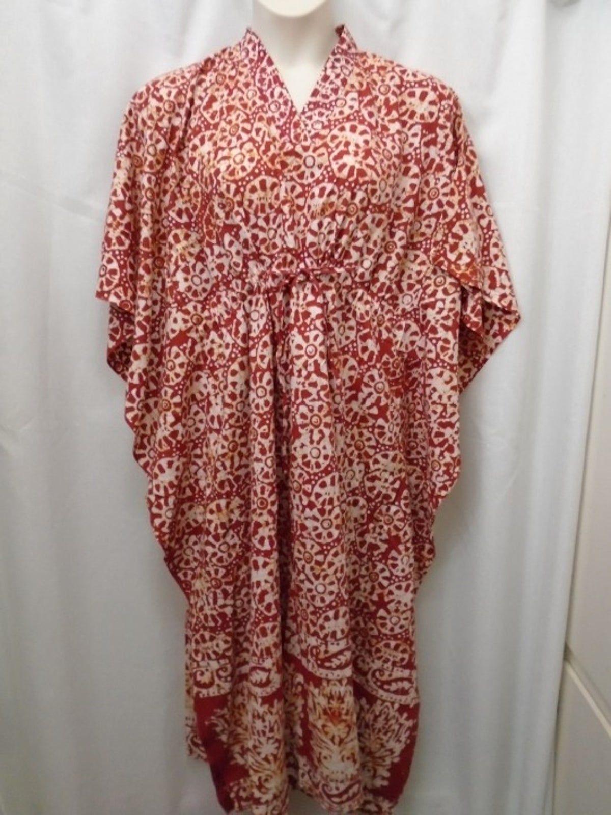 Baju Kaftan Batik