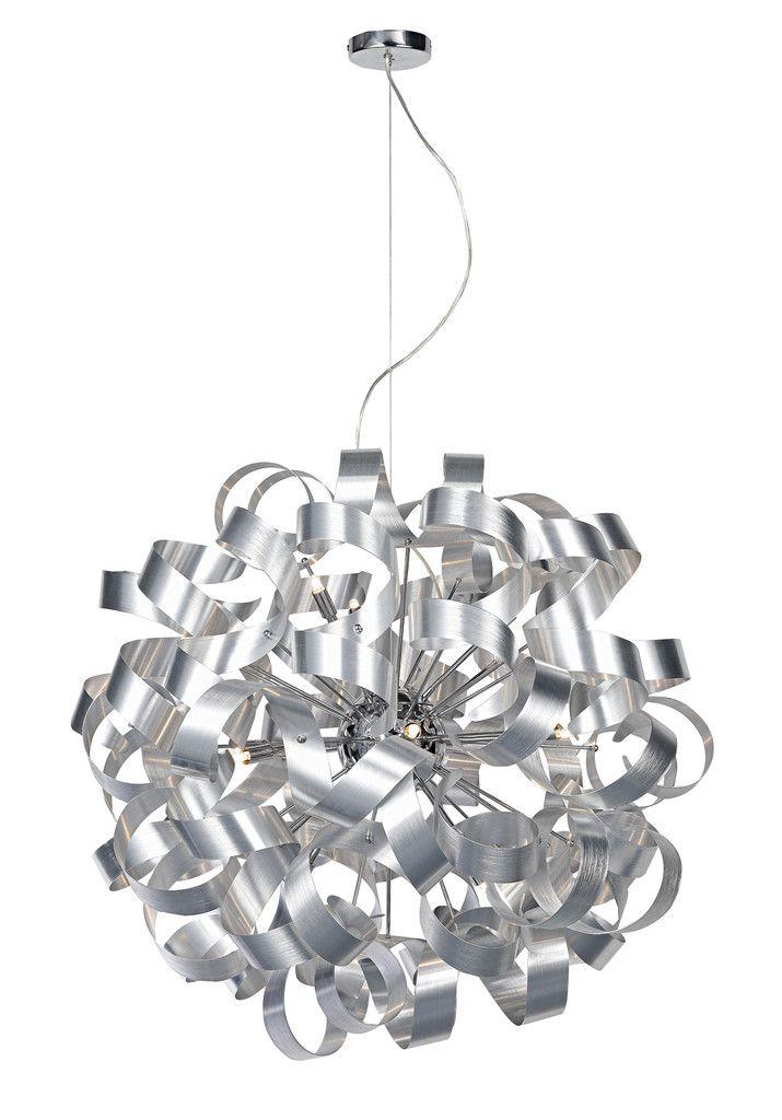Dar raw1250 rawley 12 light ribbon pendant lighting pinterest dar raw1250 rawley 12 light ribbon pendant aloadofball Images