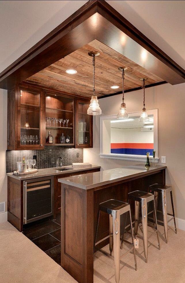 Pin by Liz Flores on Man Cave Pinterest Basements, Bar and Men cave