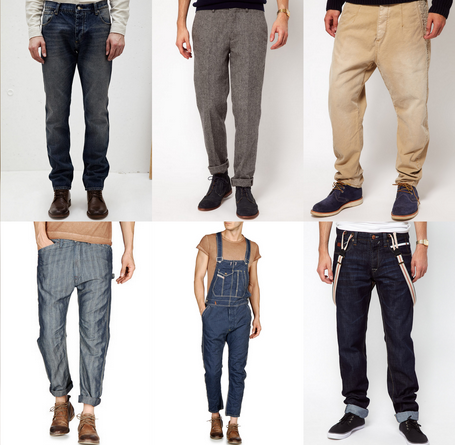 Kleidung Kaufen Auf Rechnung, Stilvolle Hosen, Jeans Für Männer ...