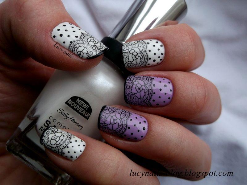 pin on moj blog sally hansen paznokcie 2029 3d kwiatowe akrylowe
