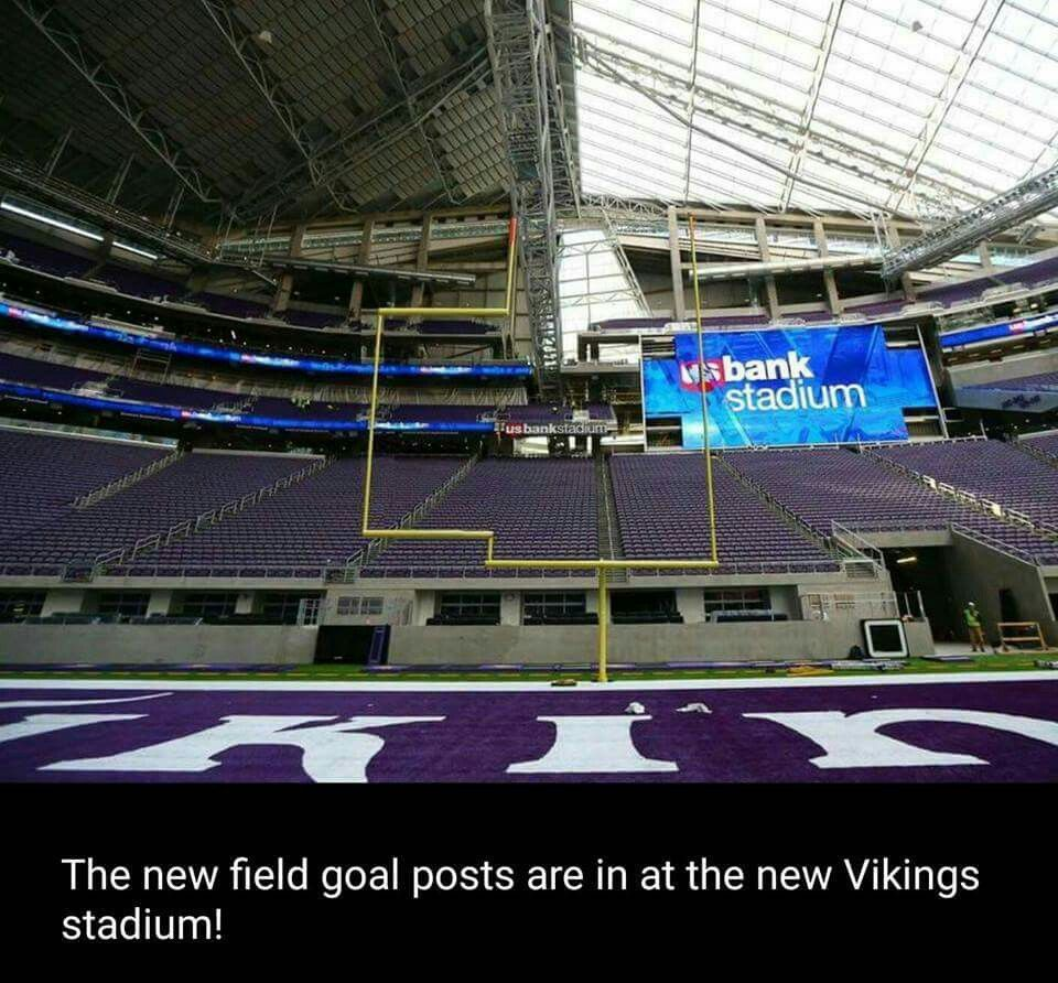 VikeQueens new stadium