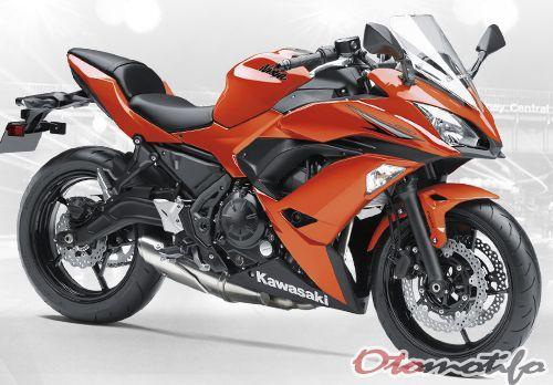 10 Harga Motor Kawasaki Ninja 4 Tak Terbaru 2018 Gambar Motor