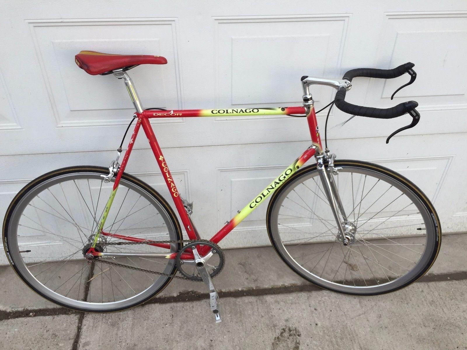 Vintage Colnago Single Speed/Fixie (61cm) NO RESERVE | Fixie Bikes ...
