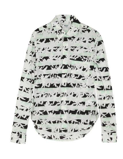 Kenzo Palm Tree Shirt