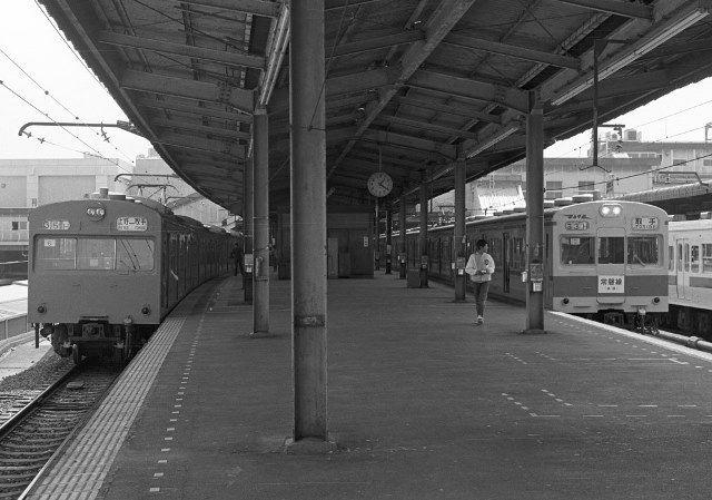 103系1000代快速運用 - 東武鉄道想い出の73・78型