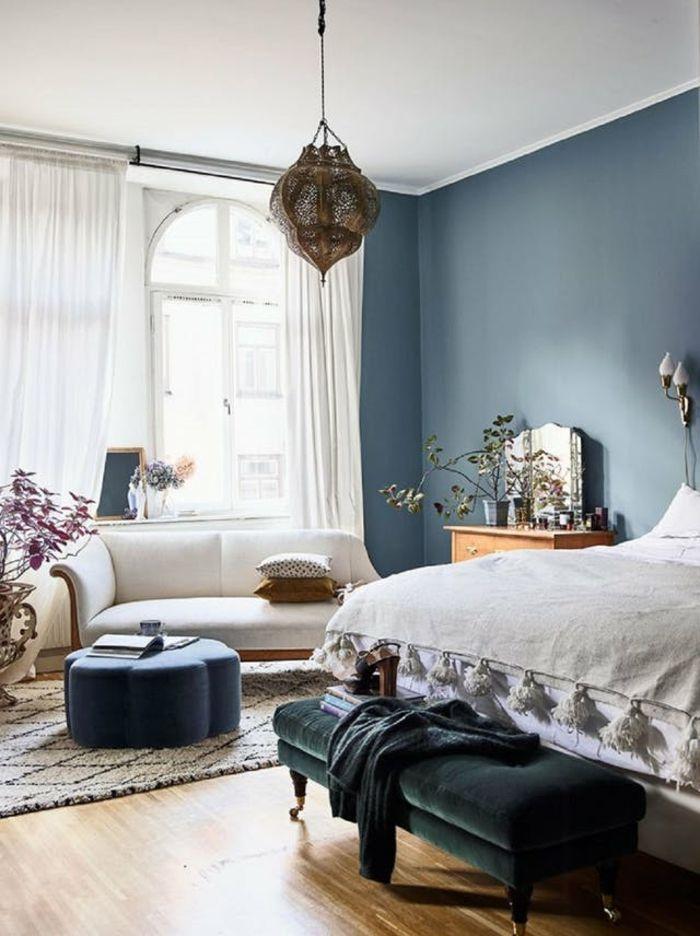 Schlafzimmer Ideen In Blau