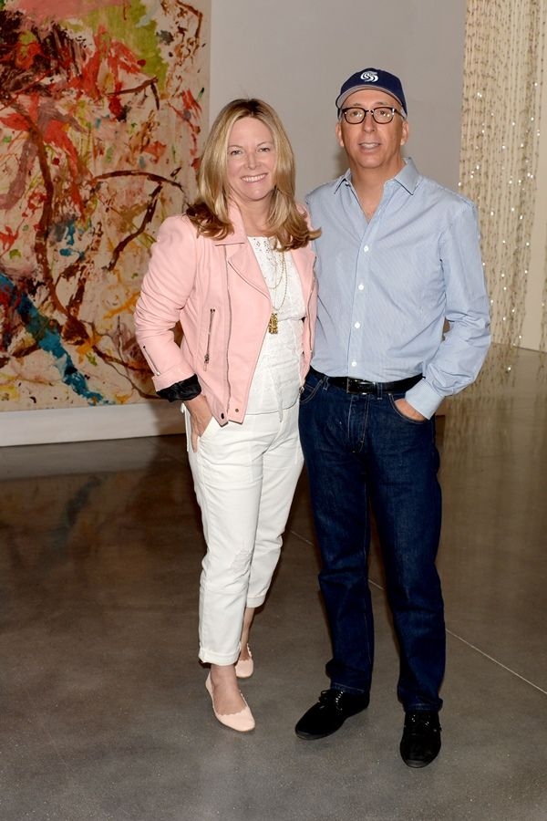96a11d4f Top 200 Art Collectors 2015 - Maria and Bill Bell. Photo: patrickmcmullan .com
