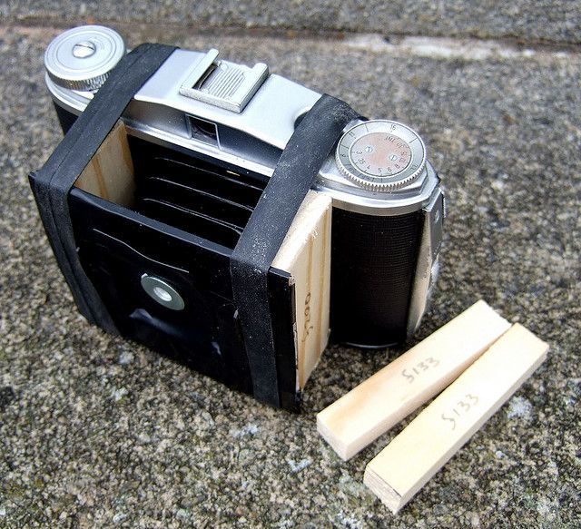 Variable Focal Length Pinhole Zoom With Images Pinhole