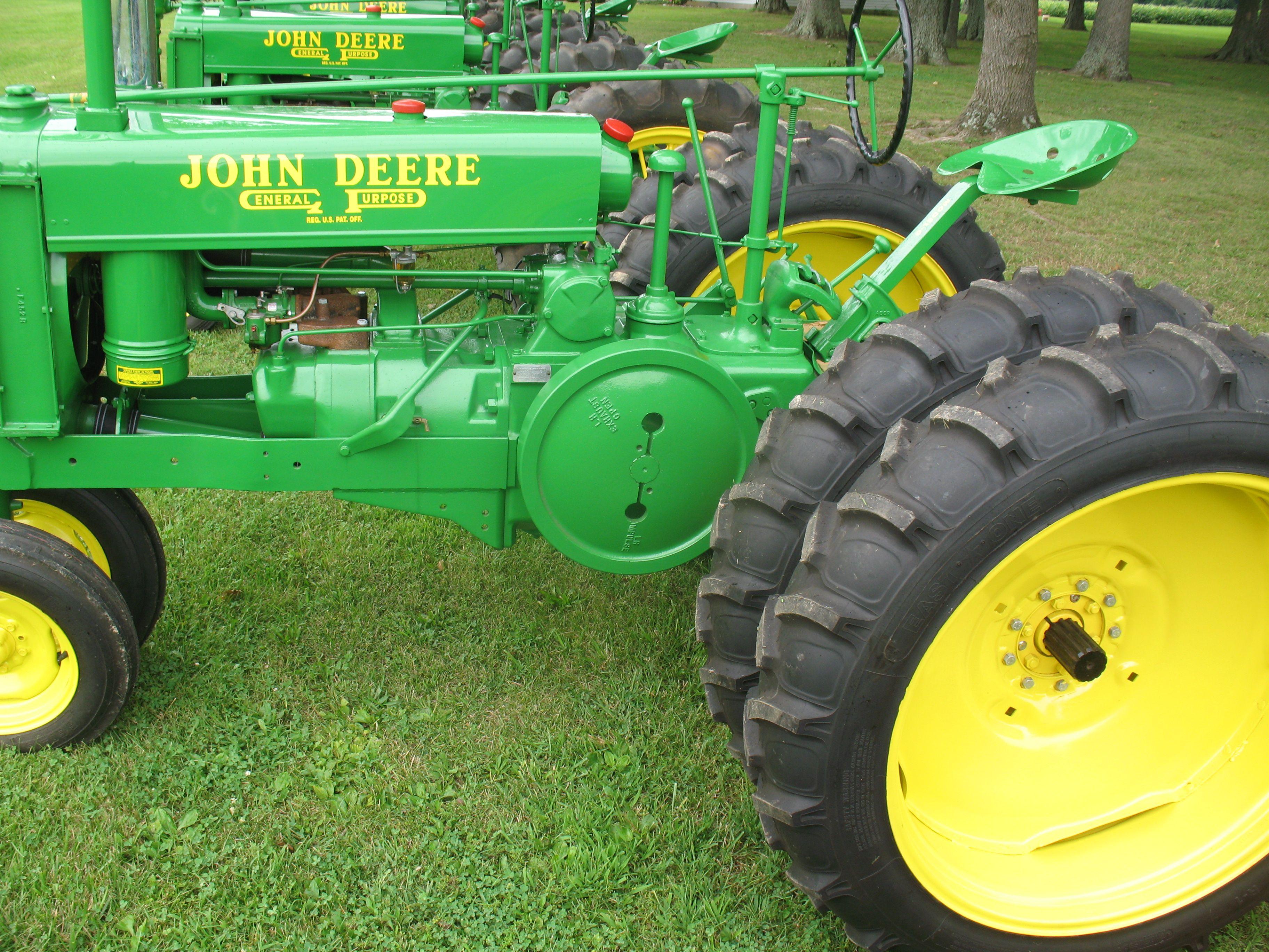 John deere g with duals john deere tractors pinterest for G architecture massy