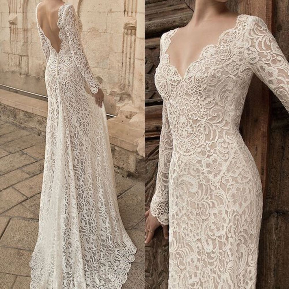 Dress for wedding evening party  Awesome Amazing Women Formal Wedding Long Evening Party Ball Prom