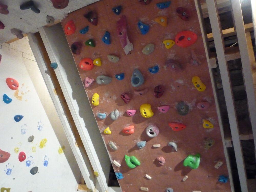Pin On Climbing Wall