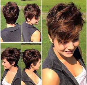 Shaggy Pixie Cut For Round Face Mother Tested Kid Approved In