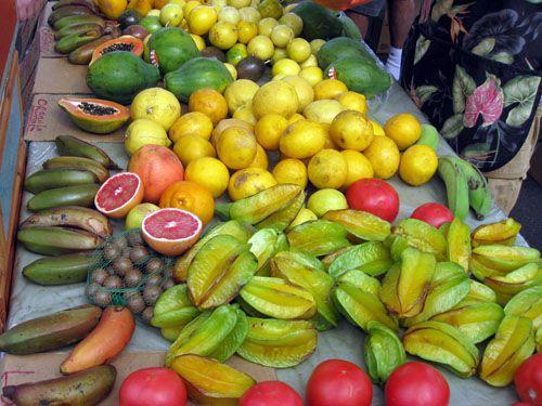 Fruit swap meet Maui Kahului | Maui | Pinterest | Hawaii, Travel ...