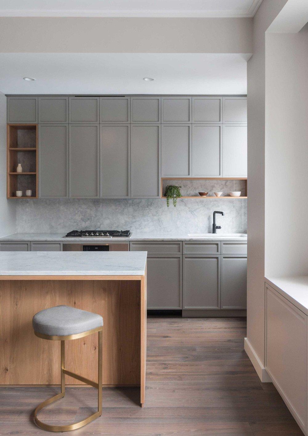 Contemporary Kitchen Interior Design: Hunt Architecture In 2020