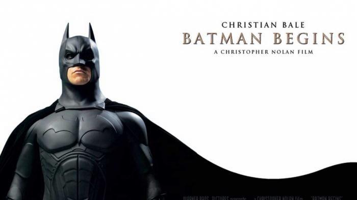 Film Batman Begins - Christian Bale Dilatih Oleh Ninja Demi Menjadi Superhero…
