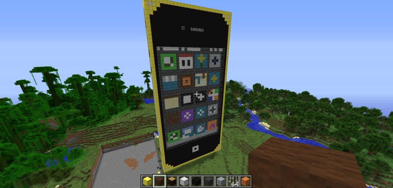 Easy things to build in minecraft google search for Easy things to build