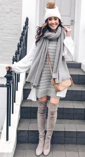 50 casual outfits for winter