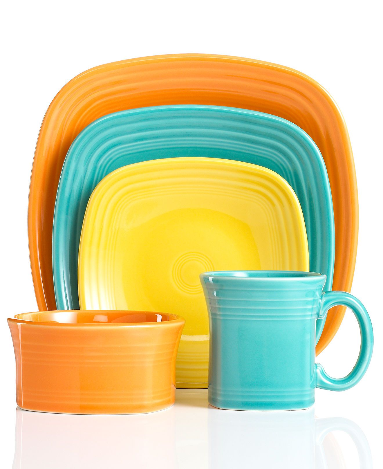 Fiesta Dinnerware for my home.