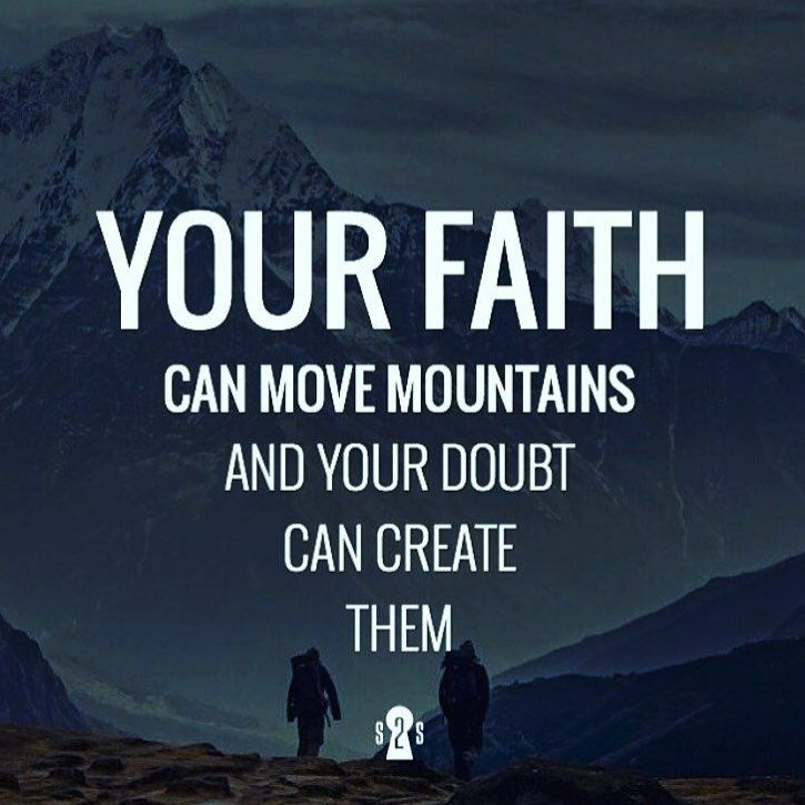 essay on faith can move mountains Faith can move mountain the song take my love with you by gordon kennedy, wayne kirkpatrick, and kelly price is about love being utilize as power and strength and held closely in the absence of your partner.