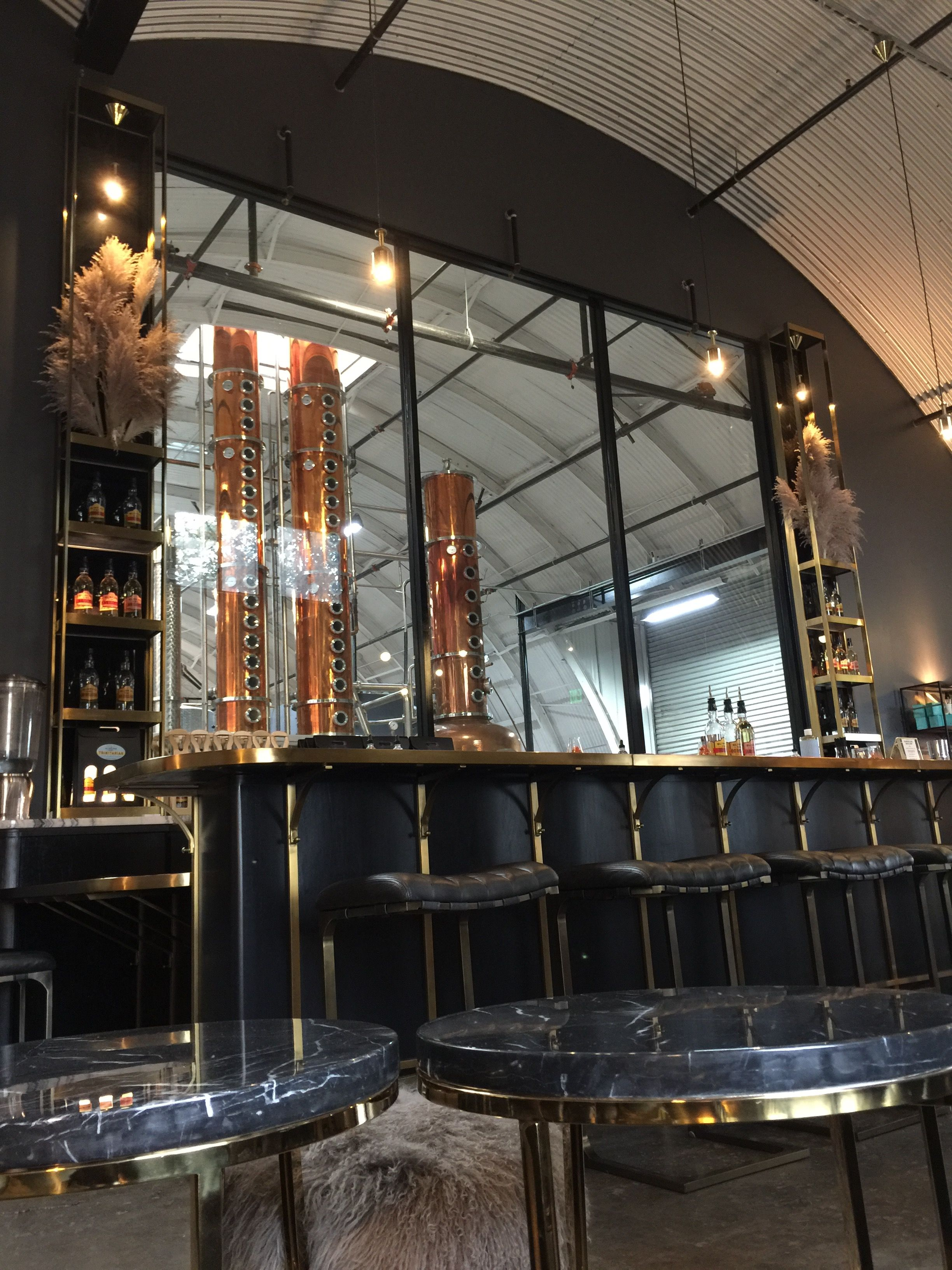 Blinking Owl Distillery Bar Design Bar Interior Design