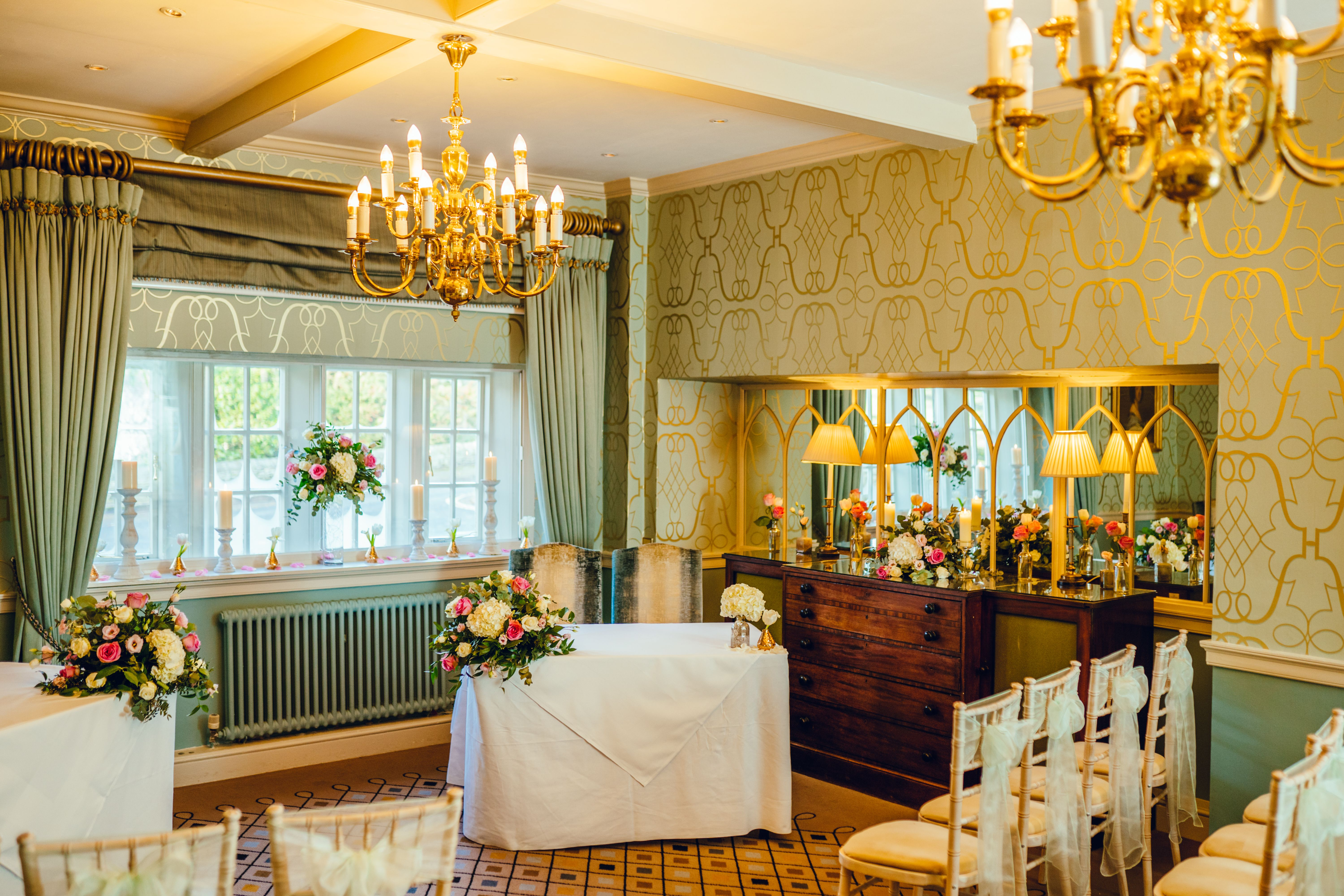 The quintessential Yorkshire Dales wedding at the ...