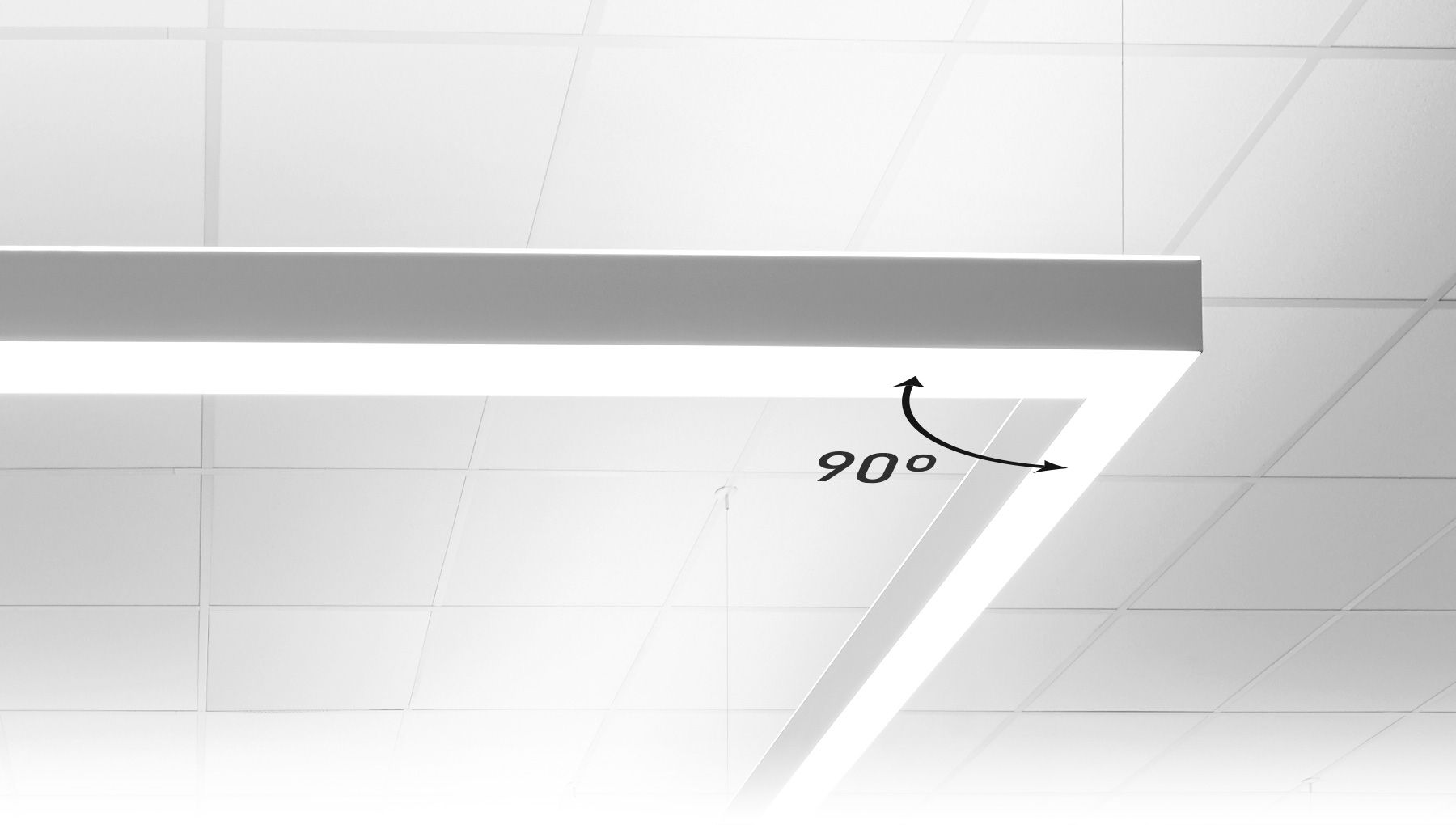 Finelite Tailored Led Linear Options More Angles And Lengths Suspensed Linear Lighting Lighting Pendant Light Fixtures