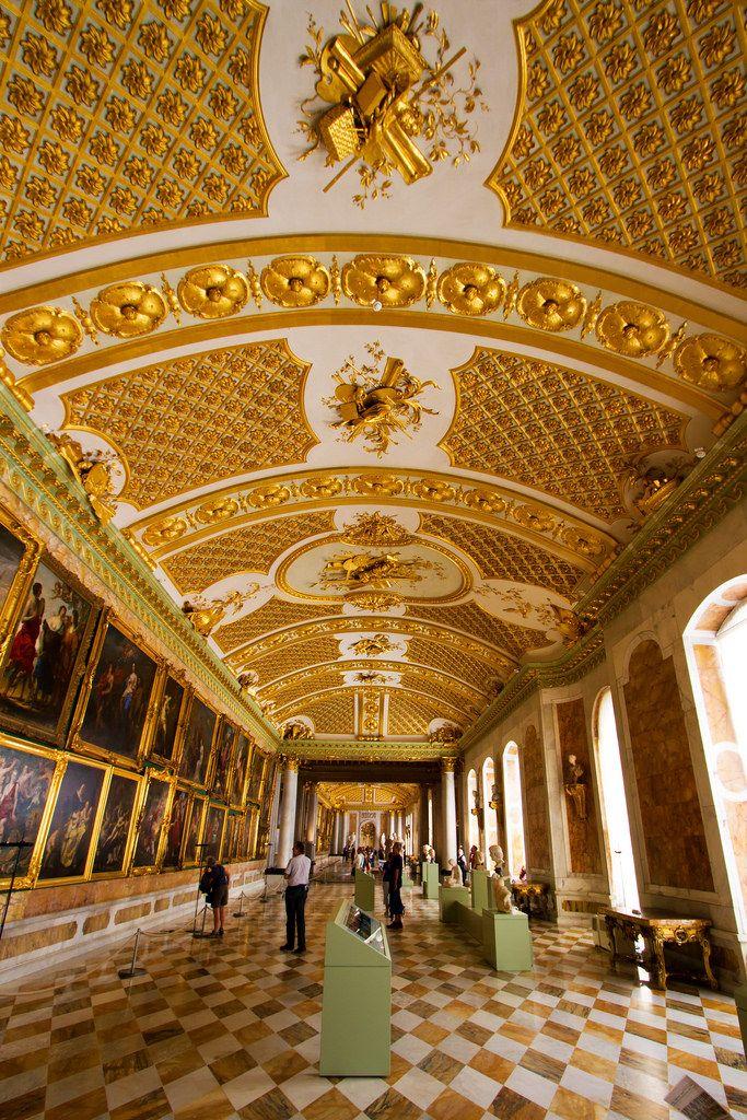 sanssouci palace | ich bin ein berliner, deutschland und gebäude, Innenarchitektur ideen