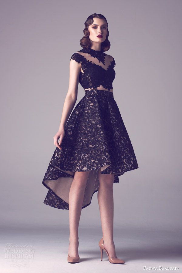 Fadwa Baalbaki Spring 2015 Couture Collection | Vestiditos, Vestidos ...