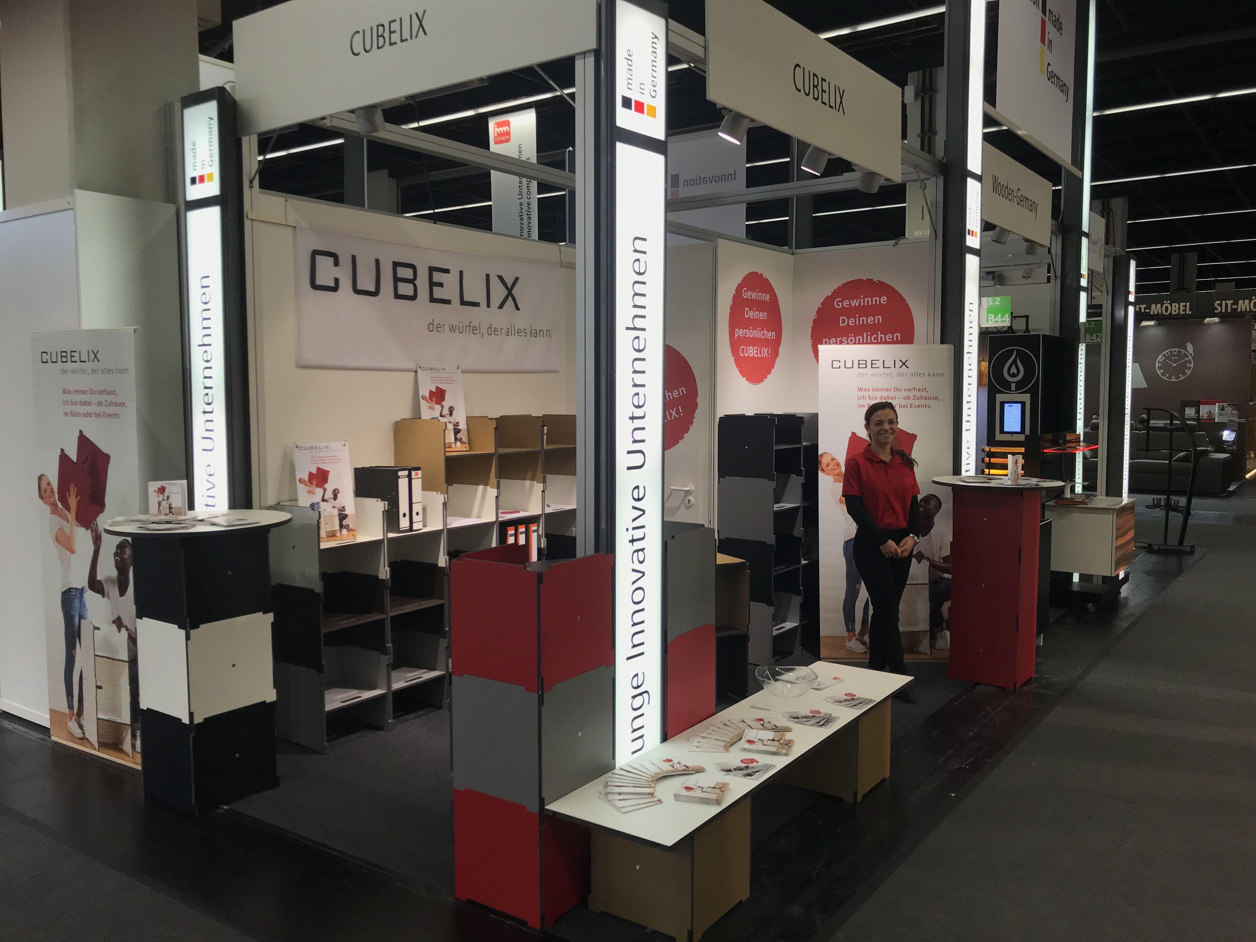Erfolgreicher Cubelix Start Auf Der Immcologne Wir Freuen Uns Auf