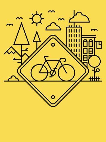 Creative Bike, Lane, Alexlikesdesign, Life, and Online image ideas & inspiration on Designspiration