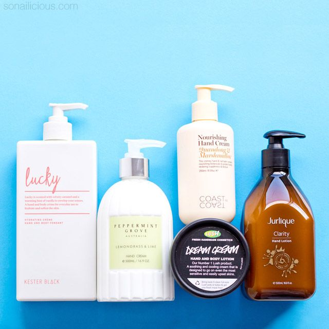 5 Ginormous Hand Lotions That Are Awesome In Every Way Hand