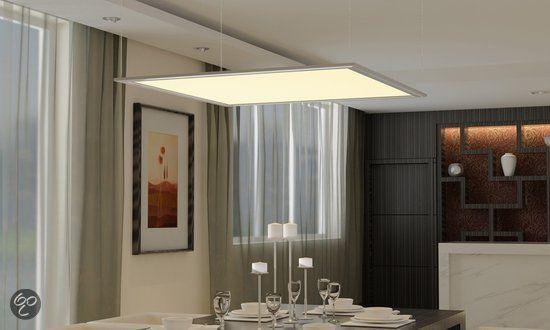 Plafoniere Led Moderne Design : Vidaxl plafoniere led paneel cm w e lamps