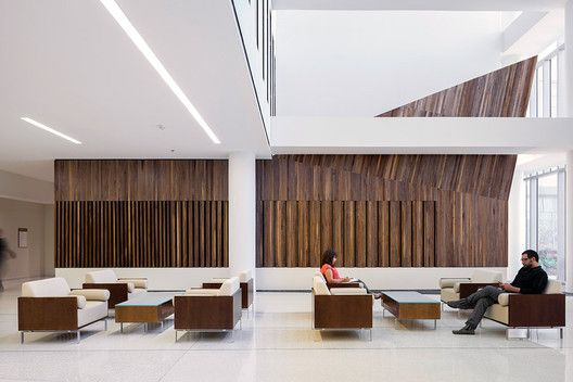 Religious Architecture Awards celebra as melhores obras religiosas de 2015,New Orleans East Hospital Chapel/Manning Architects/Eskew+Dumez+Ripple, A Joint Venture. Image © Mark Bienvenu Photography