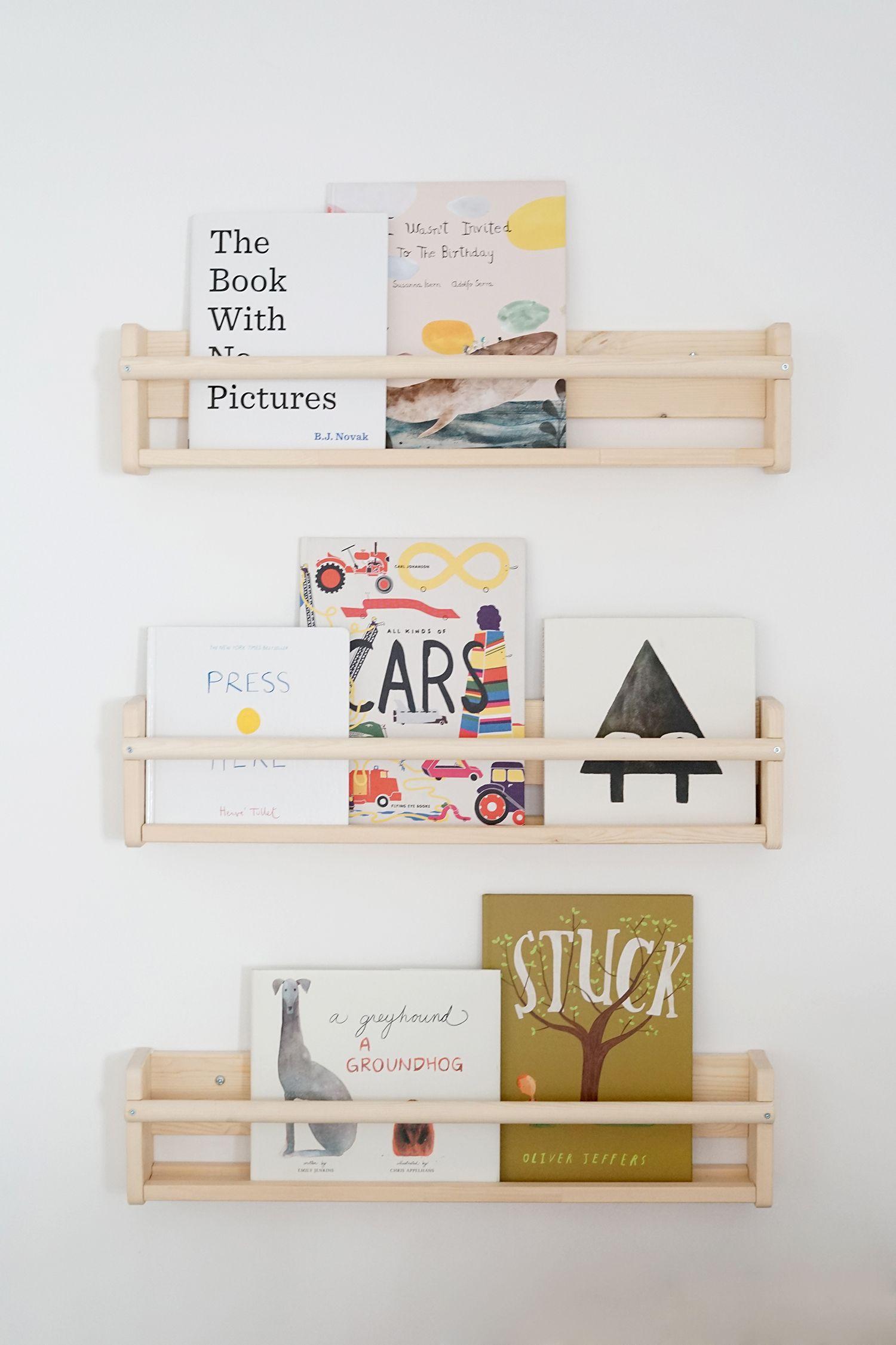 Our Favorite Baby Books Almost Makes Perfect Baby Book Nursery Bookshelf Tiny Nursery