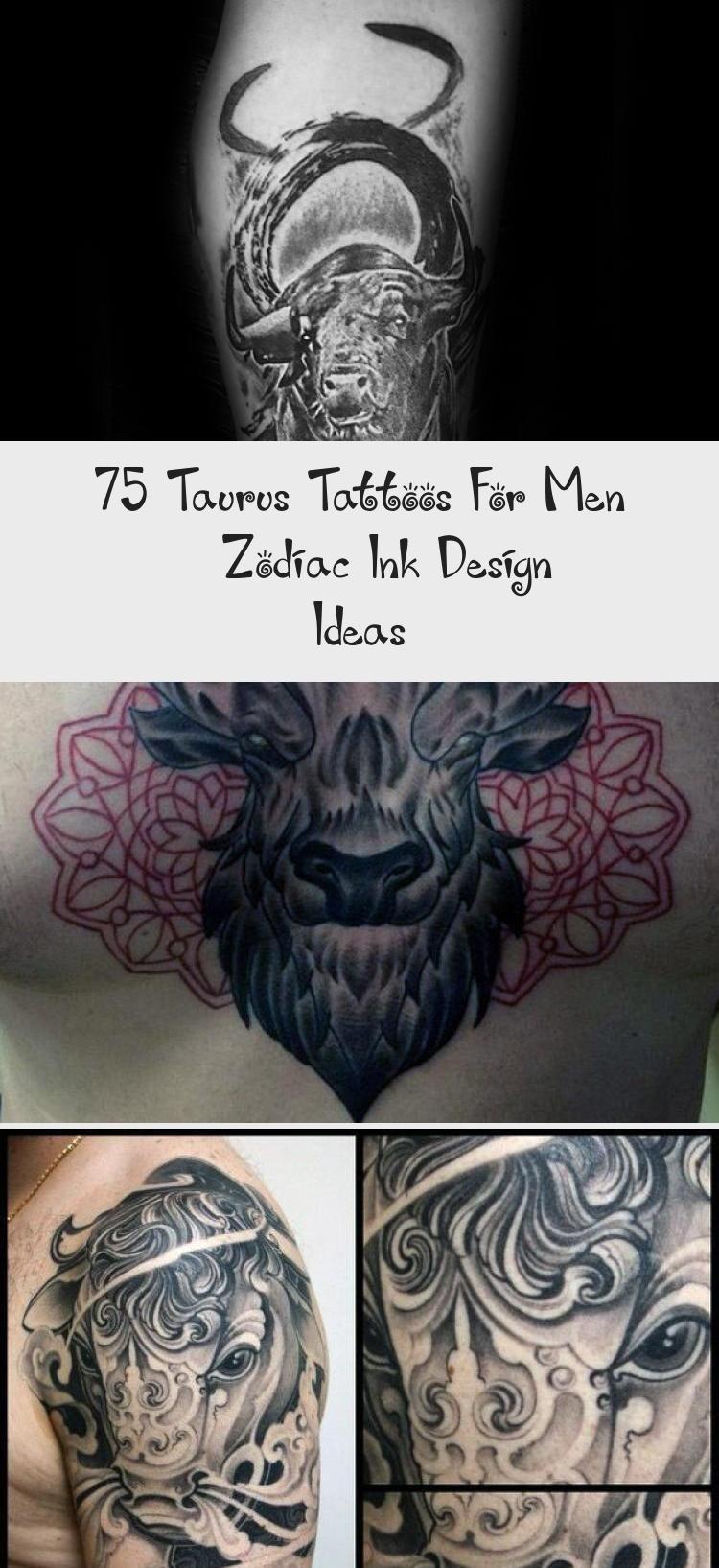 11+ Awesome Taurus sleeve tattoo ideas image ideas