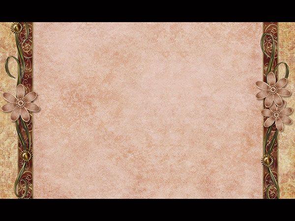 خلفيات بوربوينت ناعمة Background Vintage Powerpoint Background Design Scrapbook Background
