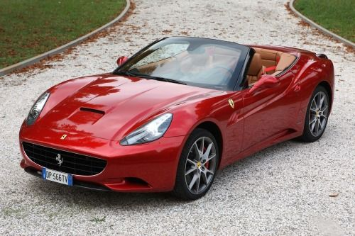 Used 2012 Ferrari California For Sale Near Me Edmunds Ferrari California Ferrari California Convertible