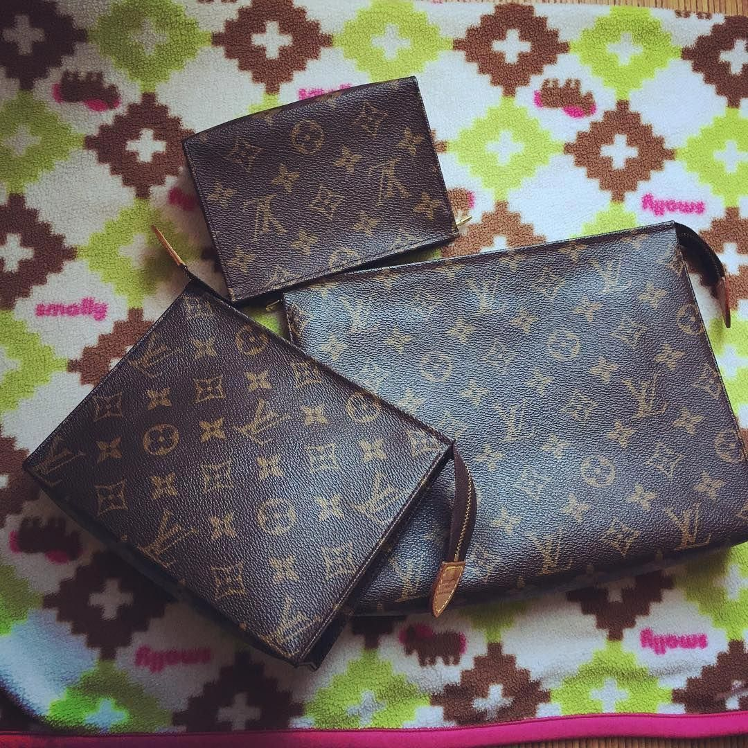 d6654eac0c70 I was tagged by lovely  minks4all for  currentobsession I posted picture  but accidentally deleted so repost again!  lv toiletry pouches 14