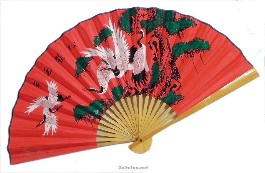 Gorgeous Japanese Style Hand Fans Japanese Fan Hand Fan Wall Hanging
