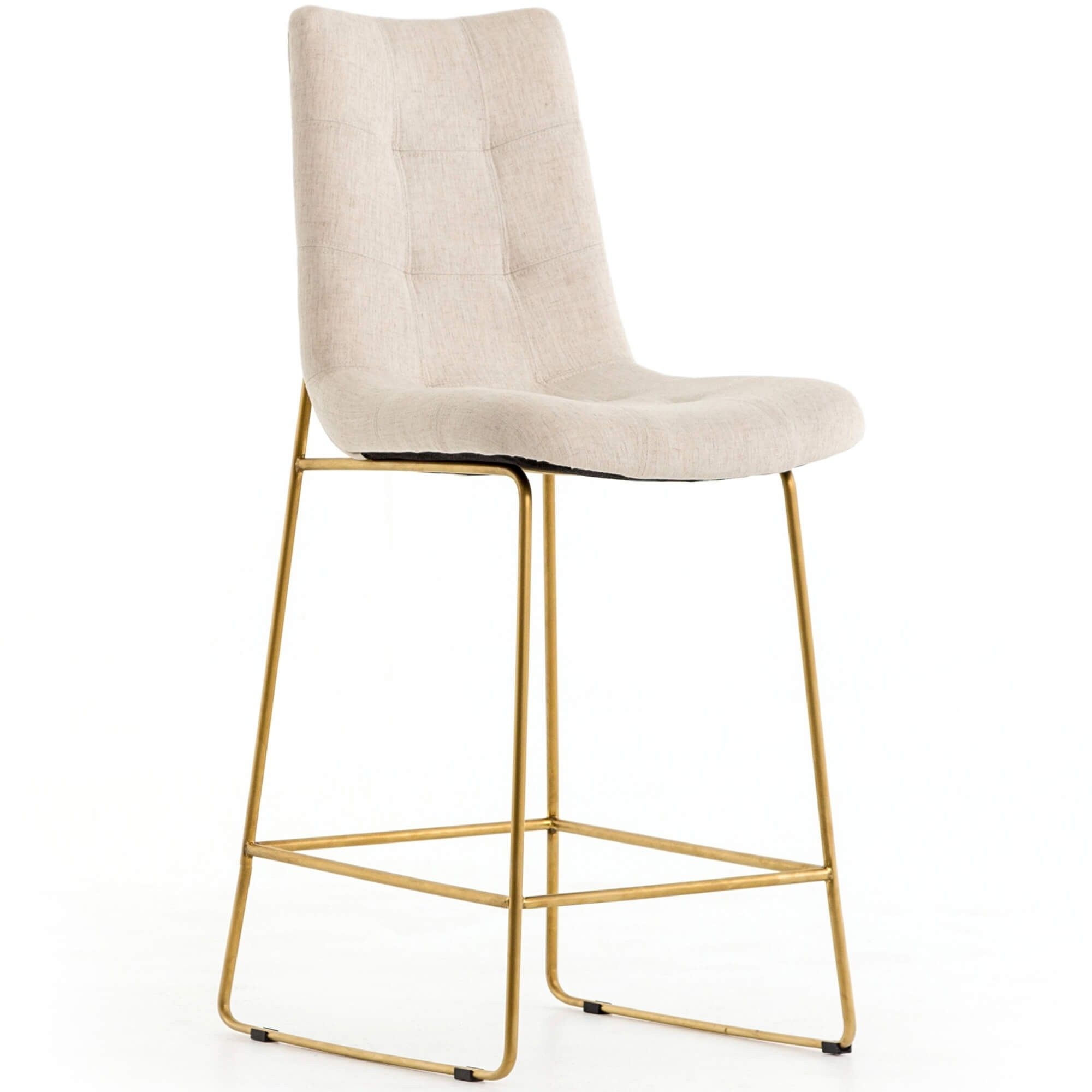 Camille Counter Stool, Savile Flax - Dining Stools - Dining ...