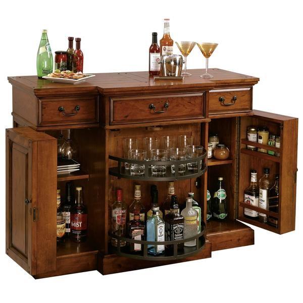 Elegant Howard Miller Hide A Bar Cabinet