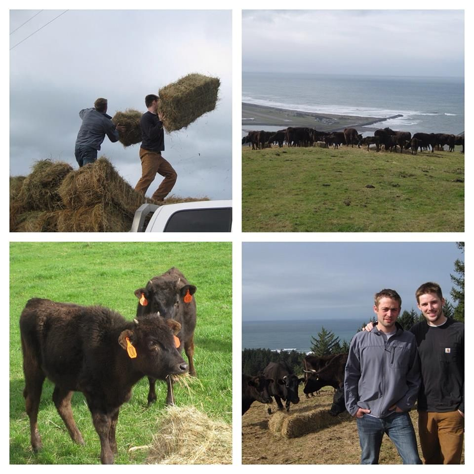 Cody Walker  · Friday, February 28 at 9:07am  Spent my last week in Oregon preparing for my move down to California to join ROWW! The last day was well spent on the ranch with Pacific Rogue Wagyu.