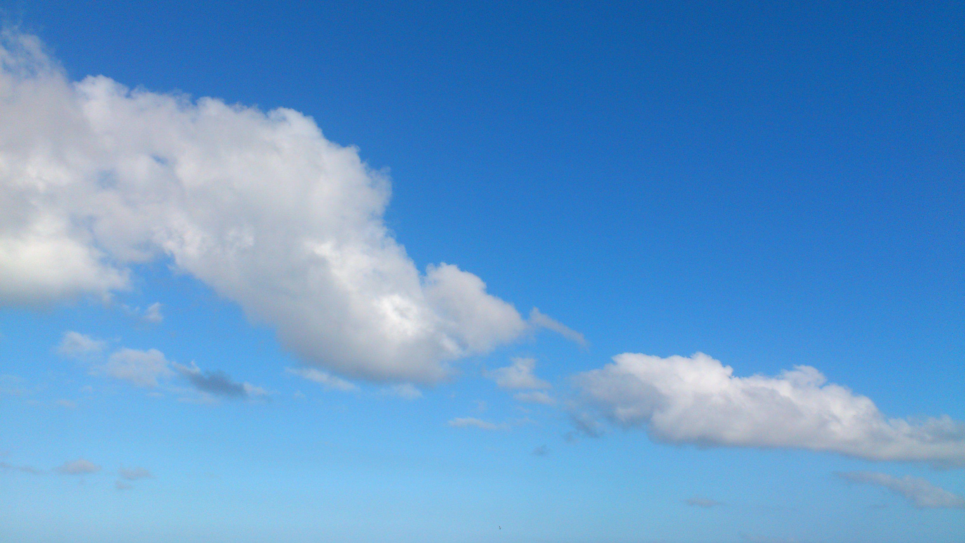La única nube desde salinetas