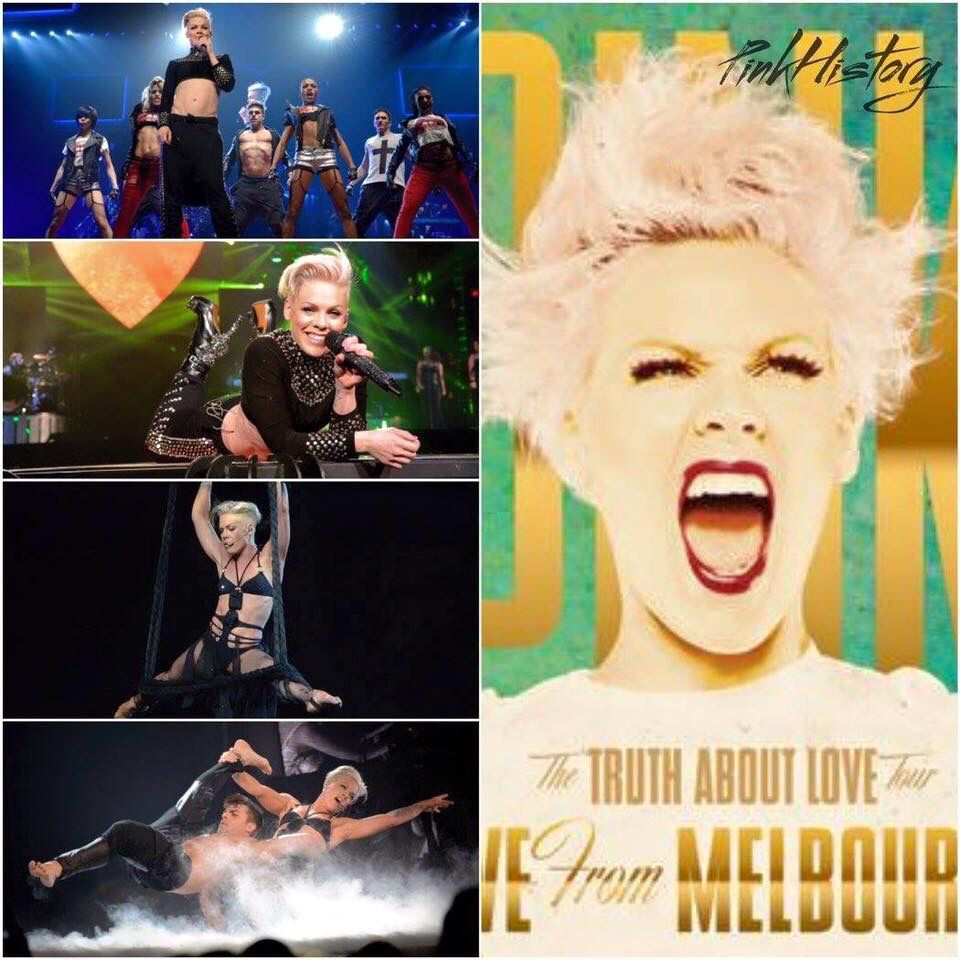 On This Day in #PinkHistory 25th May 2013 P!nk played at Telenor Arena in Oslo, Norway, on the Truth About Love Tour