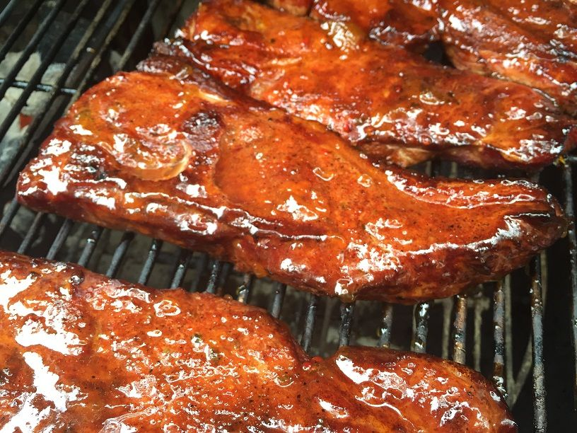 How To Smoke Country Style Ribs Glazed Sauced And Explained With Images Smoked Country Style Ribs Country Style Ribs Cooking Recipes