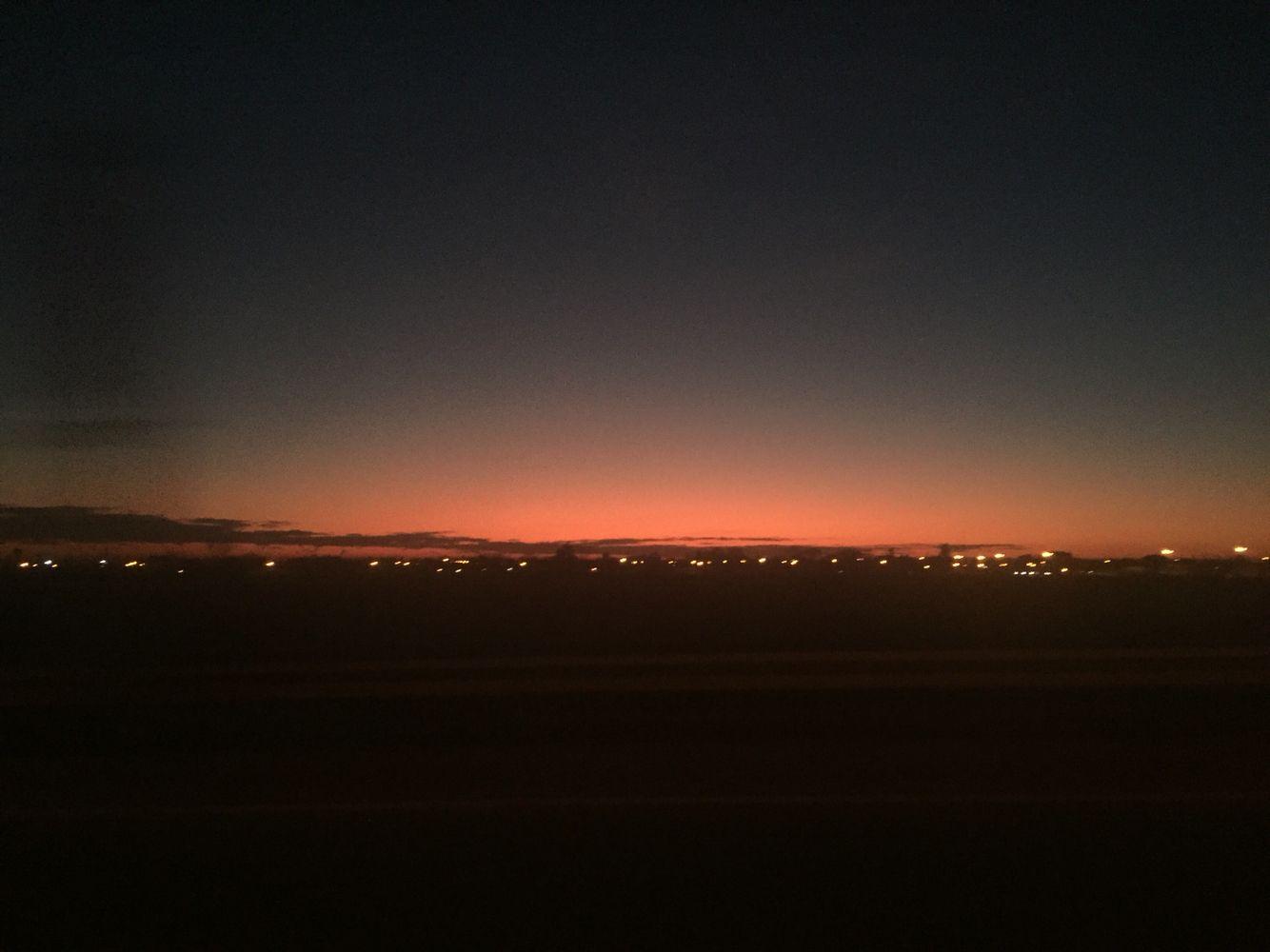 Sunrise #landscape #view #paradise