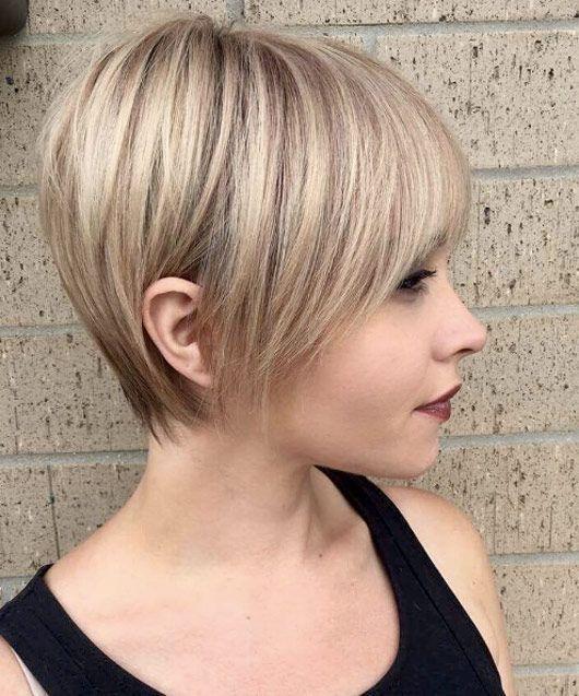 Chic Stylish Pixie Cuts Hairstyles 2018 Styles Art Aloha