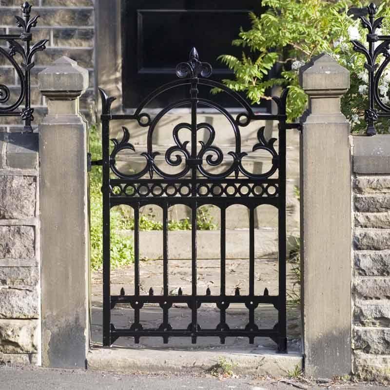 Wrought Iron Garden Gates | Outdoor Design Ideas - Ioutdoor