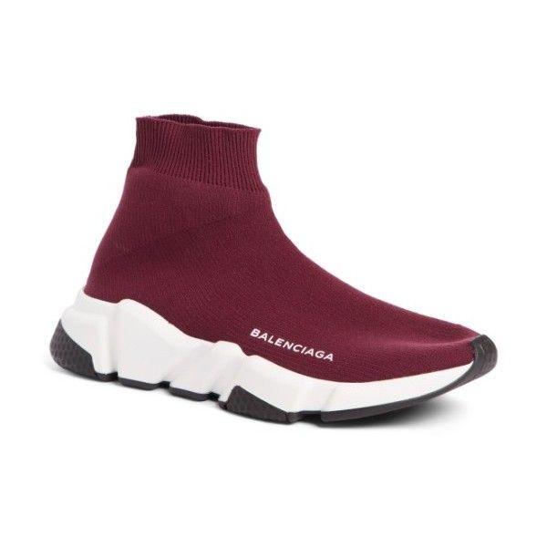 Mid 595 Balenciaga Sneaker Women's Speed nE0wa81qxU